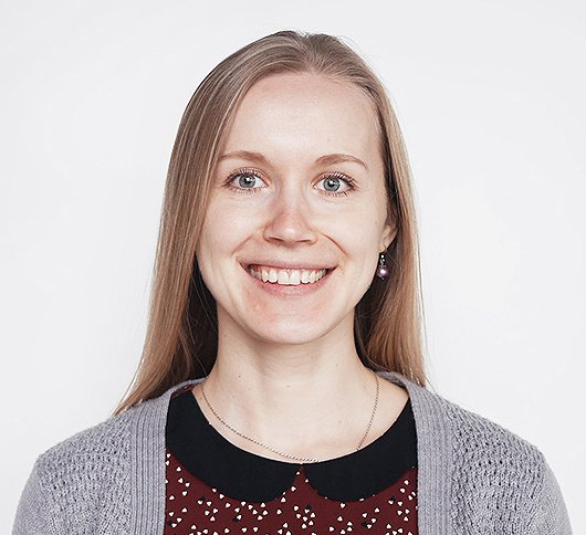 Kerli Rungi, former student at the University of Tartu, now Head of Service Delivery at Testlio, Tallinn